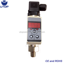 Digital Water Pump Pressure Control 4-digit LED 600bar Electronic Pressure Switch 24V