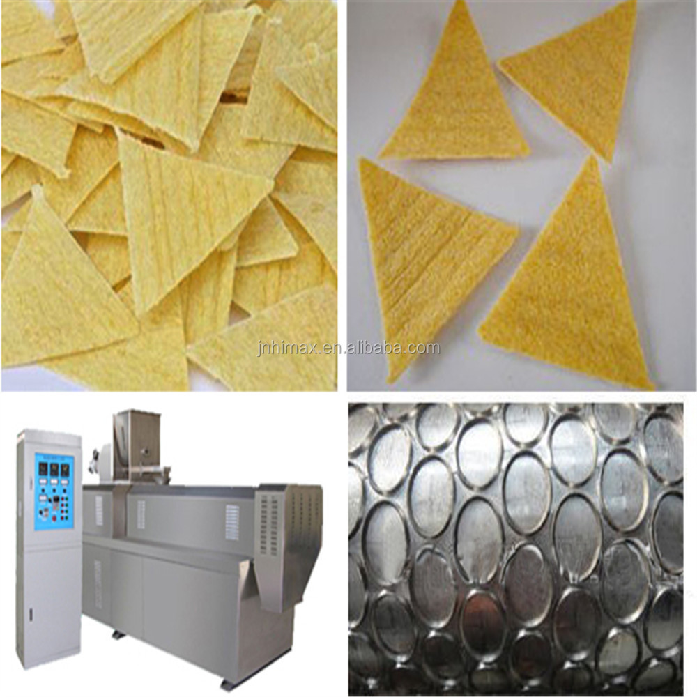 Professional Full-automatic Doritos Tortilla Corn Ships Processing <strong>Line</strong>