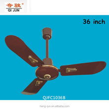 2016 NEW DESIGN ELECTRIC L 36INCH CEILING FAN