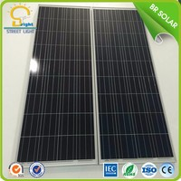 Top grade Professional price per watt monocrystalline silicon solar panel