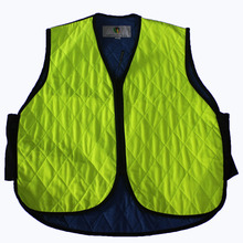 Ice Gel Evaporative Cooling Vest Gel Ice Vest Ice Cooling <strong>Safety</strong> Vest