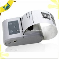 58mm Mini Thermal Portable Printer USB Bluetooth RS232 Interface