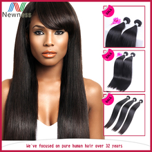 Factory direct sale weft hair