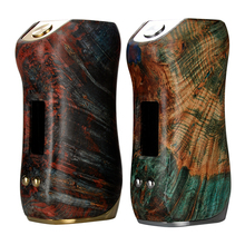 80W Vapor E Cig Wholesale China Wooden Box Mod Vape E Cigarette