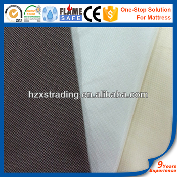 polyester mattress ticking