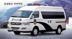 2016 TOYOTA HIACE PRISIONER TRANSPORT VAN/VEHICLE