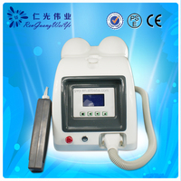 China manufacturing beauty salon device laser age spot removal machine