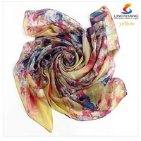 Summer Style Fashion Wild Solid Womens Scarf Color digital print Fold Women's Long Scarves Shawls Women Bandana Scarves