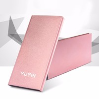 2016 portable power bank 20000 mah /portable battery charger/mobile power bank