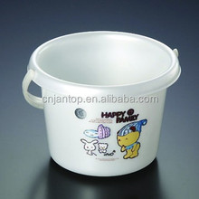 Hot Sale High Quality PP Children Plastic Small Pail