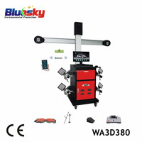 Higher accuracy auto repair machines/Computer 4 Wheel Alignment