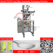 High Speed 3 Side Sealing Sugar Packing Machine