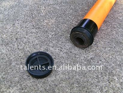 Long strong fiberglass telescopic pole,12m frp telescopic pole , fiberglass extended pole