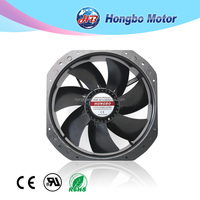 Aluminum Alloy lron leaf for AC axial fan 280*280*80mm 220v