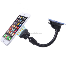 Shenzhen Manufacturer Flexible Dashboard and Auto rearview mirror Car Stand Mobile Phone Holder Car Cell Phone Holder