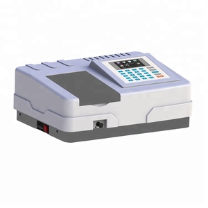 A560 double beam uv visible spectrophotometer spectrometer price
