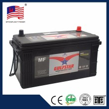 hot sale maintenance free lead acid auto batteries 12v 100ah for truck