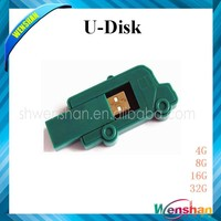 Custom Truck Shape USB Flash Disk 16GB