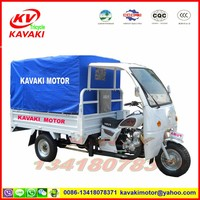 Guangzhou KAVAKI Top Quality Chinese Motorcycle Trike for Cargo