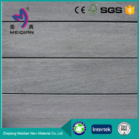 Factory Supply Fashion mixed color wpc outdoor patio decking floor covering