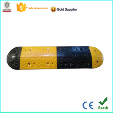 500mm rubber & road traffic safety speed bump