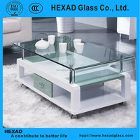 High quality hot bent tempered glass Fish tank