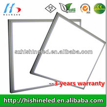 LED panel lamp, Aluminum alloy frames,natrual white ,same size with suspended roof bricks LED panel light 50W