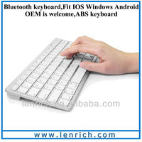 LBK103 Mini Size Wireless Bluetooth Keyboard for Smart TV/Android TV Box