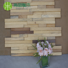 Direct Factory Alibaba China Wooden 3D Wall Panel