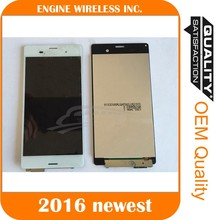 mobile phone lcd for q for sony z3 lcd digitizer with touch screen