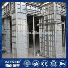 Construction solidity aluminum construction formwork