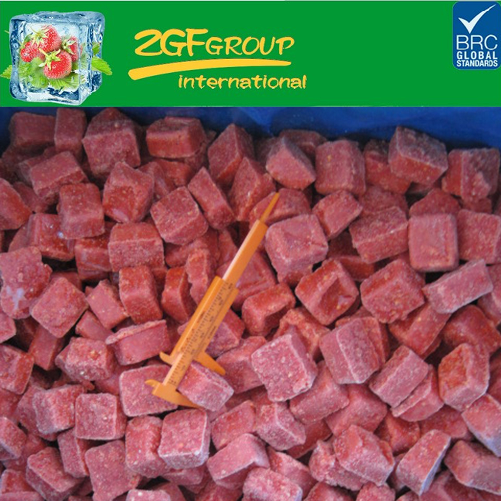 delicious chinese organic frozen iqf red green pepper have a hot sale in bulk