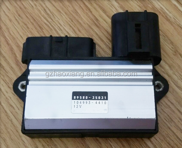 Auto ignition module OEM: 89580-35031/104993-4410