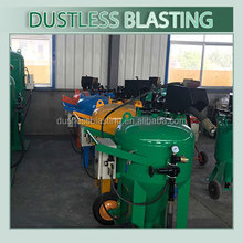 Chinese Best Offer Dustless Blasting/DB Series Dustless Sand Blasting Machine/High Quality Dustless Blaster