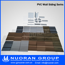 PP exterior wall panel faux panel siding