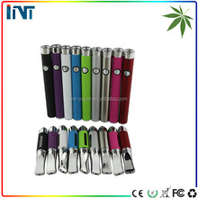 World best selling products colourful wickless vaporizer 510 thread glass oil vaporizer cartridge electronic e-cigarette