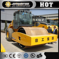 XCMG roller leveller machine XS262 26 ton road roller for sale