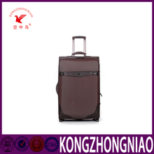 KZN 2016 new classical style design luggage sale for 3pcs,manufacturer supplier