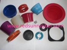 Compression Mold Silicone Rubber Plug