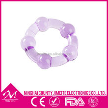 Soft rubber sexi toys penis cock ring for man, delay ejaculation penis ring