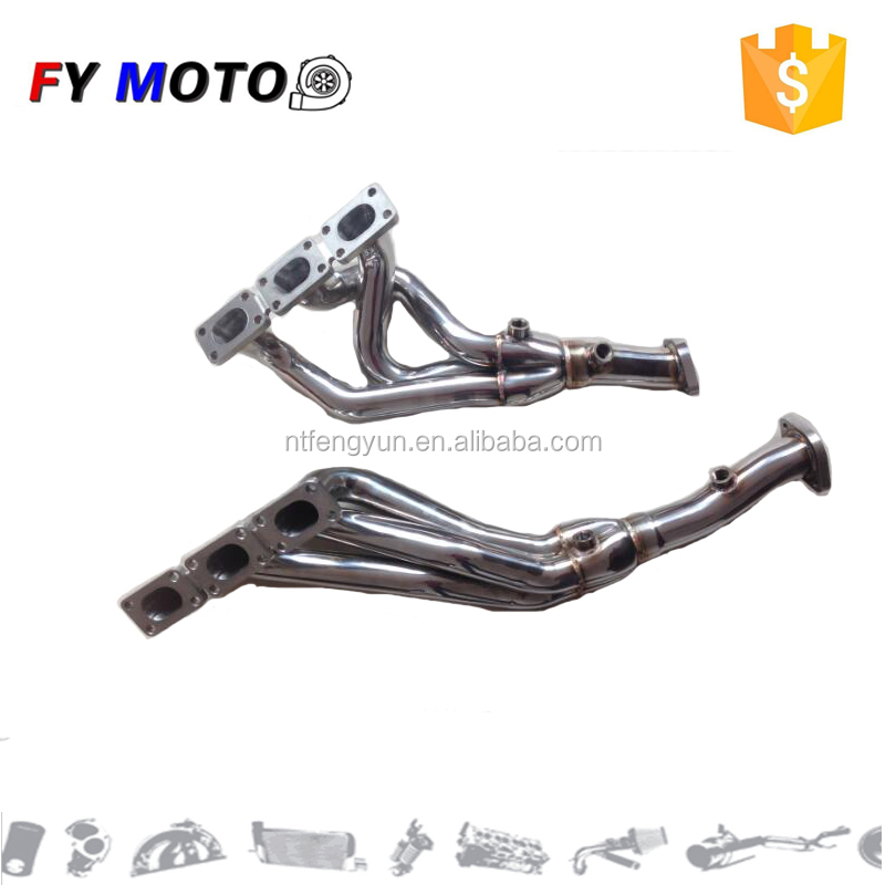 Manifold BM M54 E53 E39 E60 Left hand drive Turbo Exhaust Downpipe