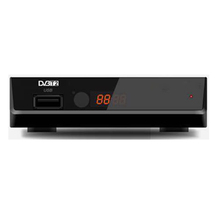 Global Full Mini HD 1080P Home DVB T2 Digital TV Receiver for Europe and S.Africa