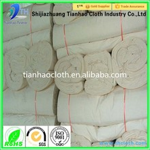 polished cotton fabric 100% cotton muslin fabric factory price polyester cotton fabric