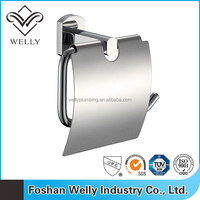 2016 Welly Luxury Bathroom Accessories Tissue Paper Roll Holder