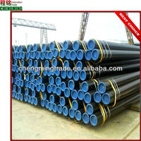 "API 5L A106 GR B/A53 GR B1/4"" -2"" sch10s-sch40s galvanized Hot rolled 6m seamless carbon steel pipe for structural"