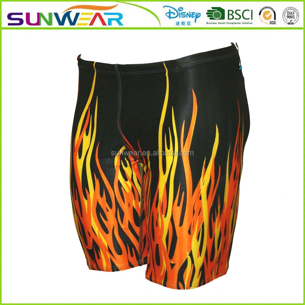 2016 top brand swimming jammers pants short trunks male swimsuit mens beach holiday clothing OEM SERVICE factory