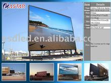outdoor full color LED display board display monitor scoreboard panel
