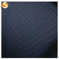100%polyester jacquard fabric for garment