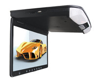"DS-156DVD 15.6"" Super thin roof DVD with USB,SD,Games"