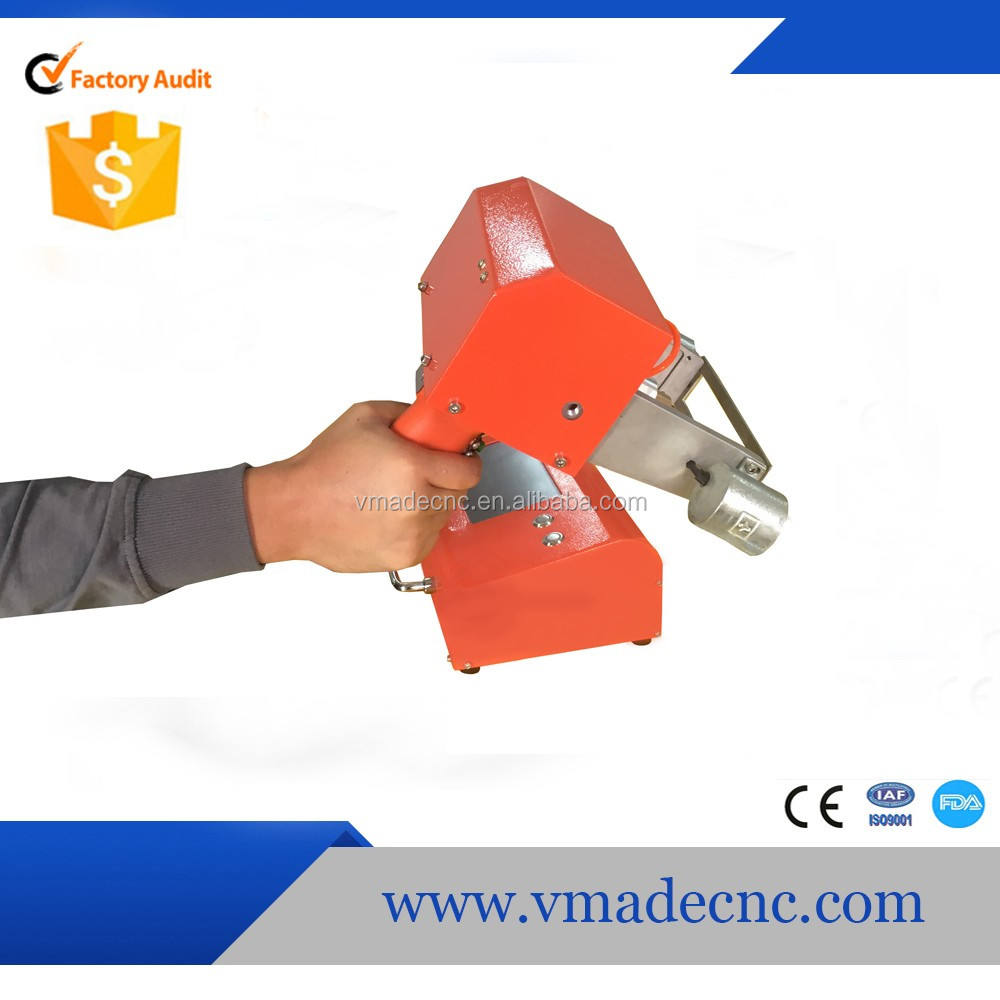 Touch screen Portable dot peen marking machine with logo Code VIN Number